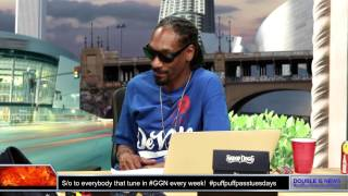 GGN When Tony Hawk Met Snoop Dogg