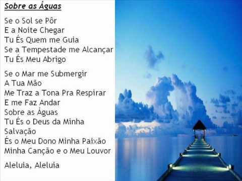 Soraya Moraes   Sobre as Aguas Playback