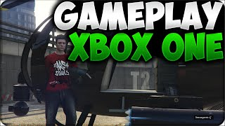 GTA 5/GTA V PS4/Xbox One Gameplay En Español Review