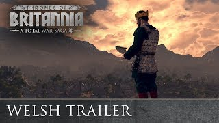 Total War Saga: Thrones of Britannia - Welsh Cinematic Trailer