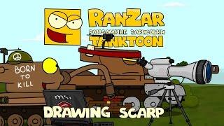 Tanktoon - kreslení