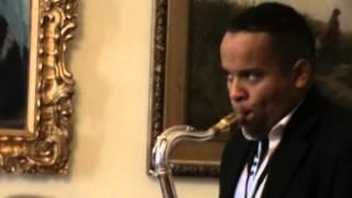 Moscou / Julien Ndiaye - Un chef d'orchestre extraordinaire