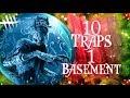 10 Traps 1 Basement Dead by Daylight Killer 222 Hag