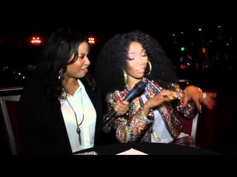 The Cast Of The Game Get's 'Ratchet' ! Brandy Does Trinidad James & 2 Chainz
