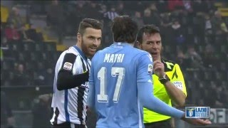Highlights Serie A TIM, Udinese-Lazio 0-0