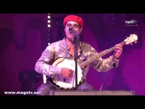 """رائعة """"إمي حنا"""" لمجموعة ازنزارن إكوت عبد الهادي بمهرجان الفضة تيميزار5"""