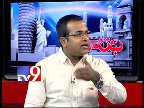 Krishna Sagar Rao, BJP Leader on National Politics & Modi Issue - Vaaradhi TV9