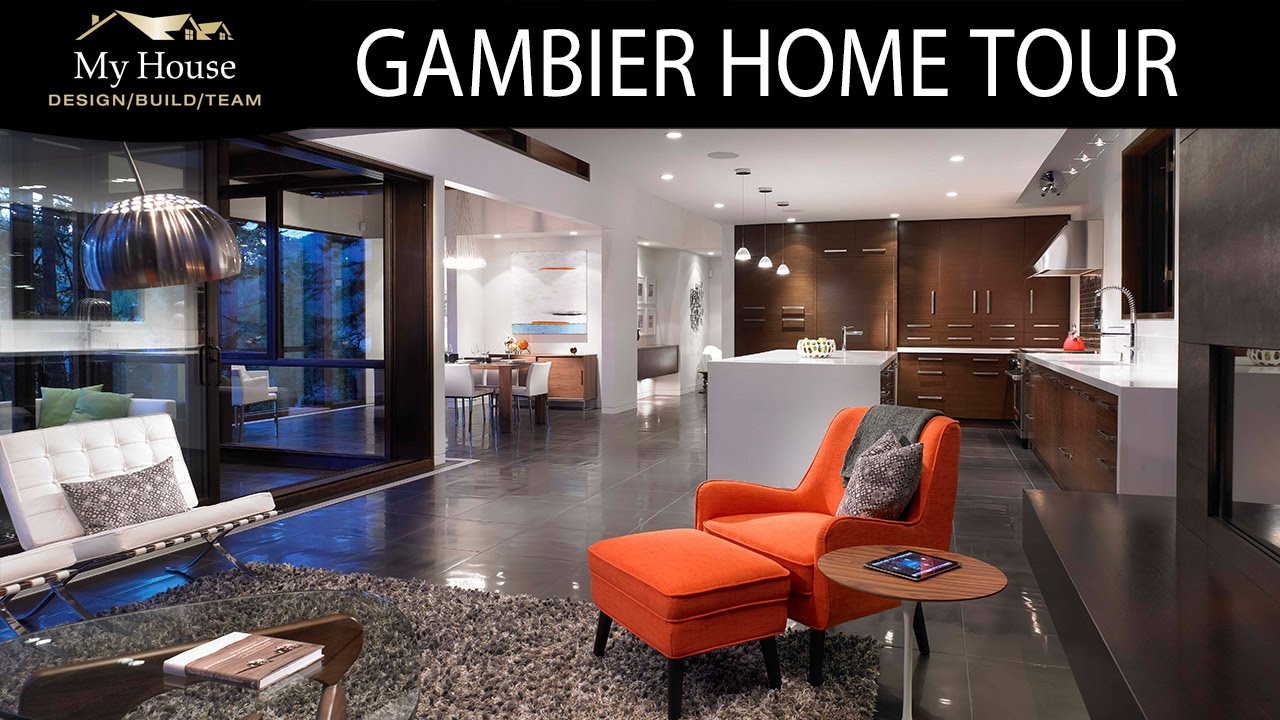 My House Feature Homes Gambier Island Home Tour Youtube