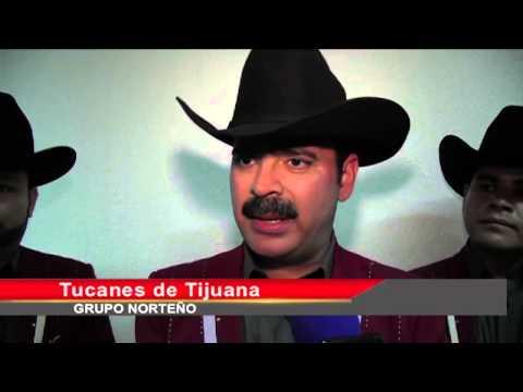 Los Tucanes de Tijuana presentes en la Feria Mesoamericana de Tapachula