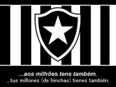 Hino do Botafogo (Letra) - Himno de Botafogo (Letra)