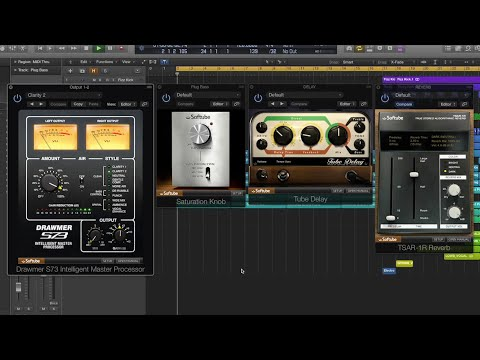 Focusrite iTrack Solo Audio Interface for Mac, PC & iPad