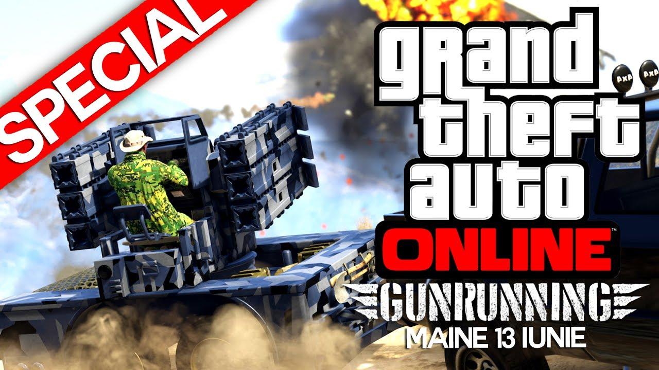 grand theft auto gta 5 online gunrunning играть