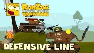 Tanktoon - Obranná linie