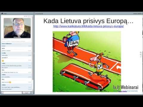 """2013-11-21 Arūnas Bėkšta """"Lietuvių nuotykiai Europoje"""""""