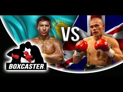 Gennady Golovkin vs. Martin Murray - Full Fight in HD