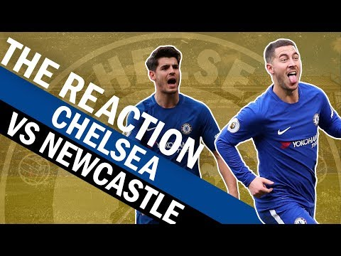 EXCLUSIVE: Eden Hazard On His Panenka & The Best Form Of His Life | The Reaction