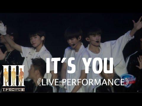[Bonnie's Vietsub+Kara][LIVE] TFBOYS - It's You 《是你》 (TFBOYS Trilogy in Guangzhou 13/8/16)