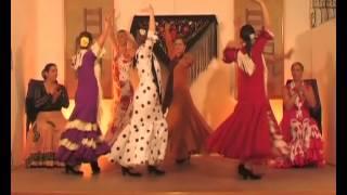 Aprende a bailar sevillanas. Parte 27
