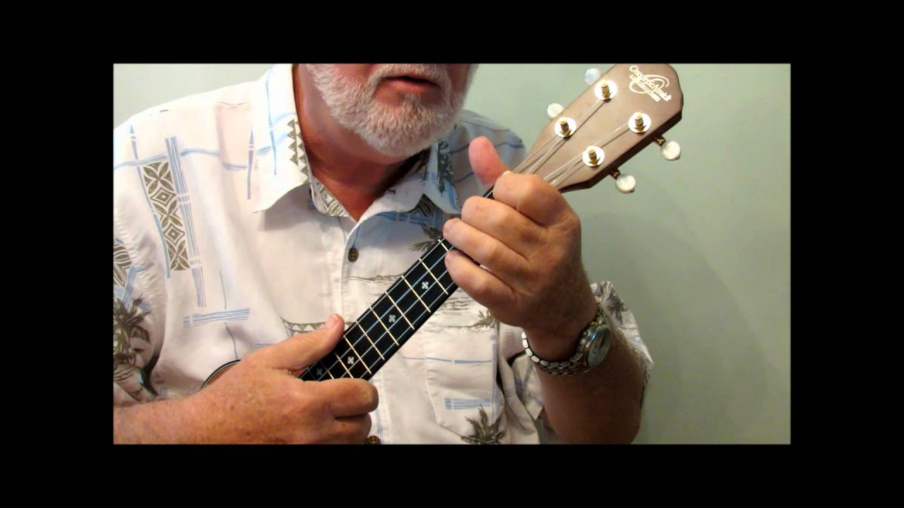 MOVEABLE CHORDS u0026 MODULATION - Tutorial taught by UKULELE MIKE LYNCH - YouTube