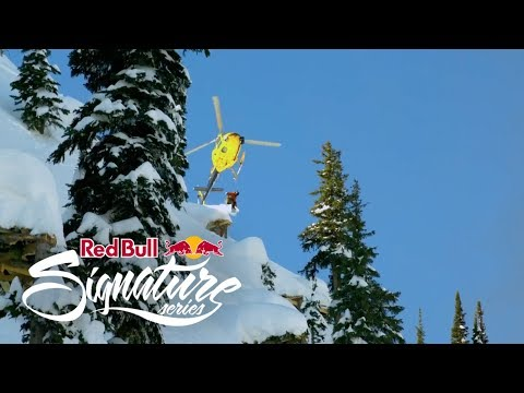 Red Bull Supernatural - Progressive snowboard competition w/ Travis Rice