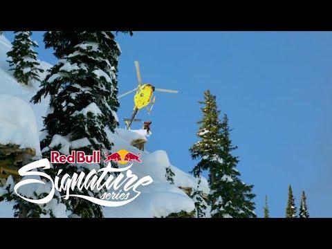 Red Bull Supernatural - Progressive snowboard competition w/ Travis Rice