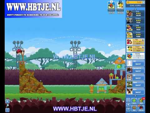 Angry Birds Friends Tournament Level 5 Week 111 (tournament 5) no power-ups