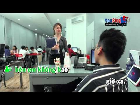 [Karaoke] Nếu Là Anh - The Men (Beat)