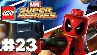 LEGO Marvel Superheroes LEGO BRICK ADVENTURES Part 23