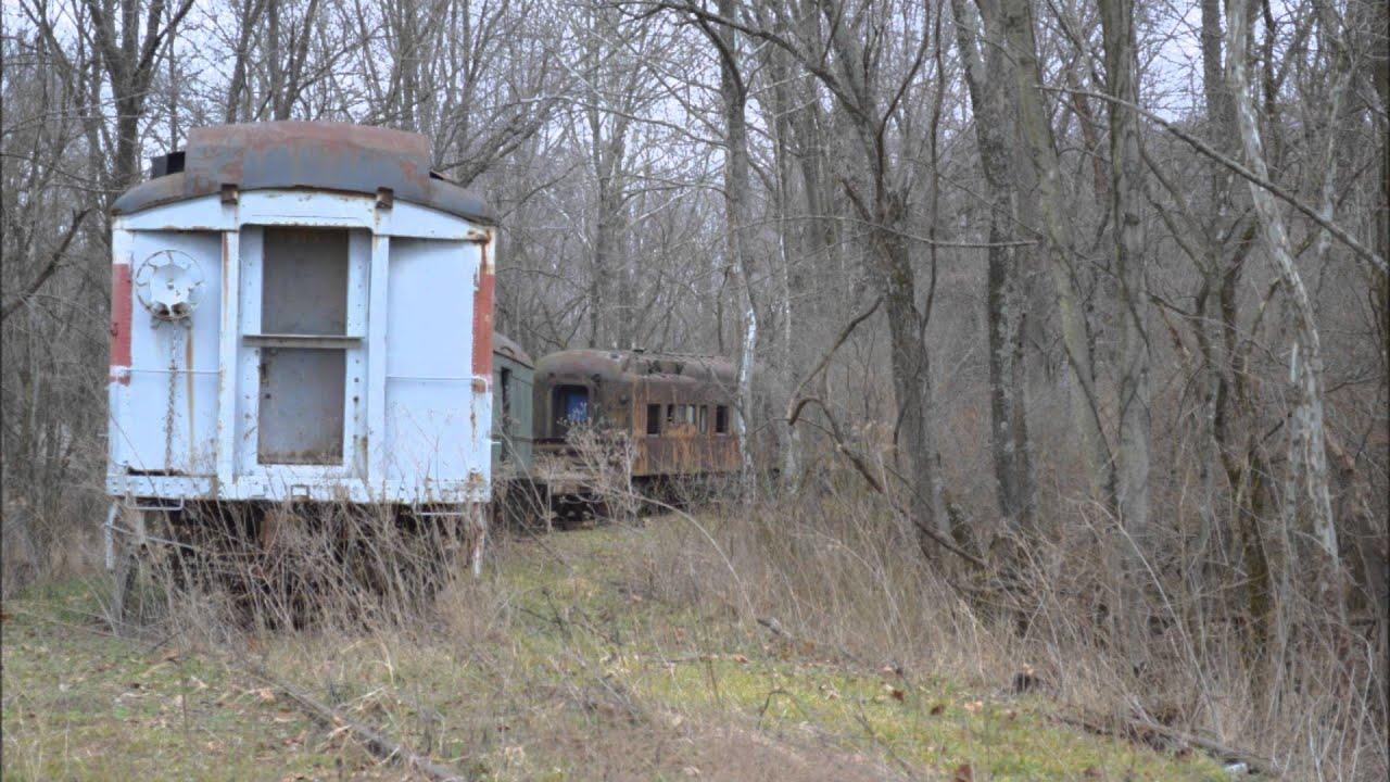Abandoned Railroads In Indiana
