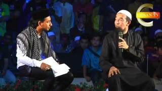Ustaz Azhar Idrus _ Zizan Raja Lawak -nok Jadi Menantu UAI view on youtube.com tube online.