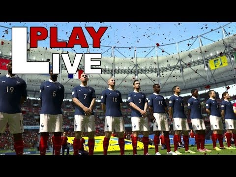PLAY Live - FIFA World Cup 2014 Brazil - Gameplay