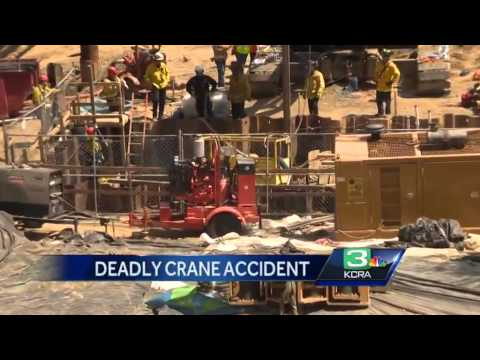 Cal-OSHA investigating deadly Winters crane accident