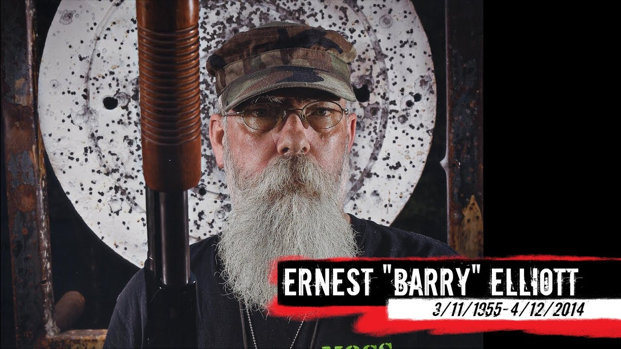 R.I.P Barry, Iraqwarveteran8888 will never be the same.