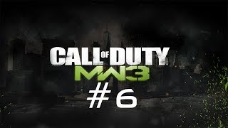 Modern Warfare 3 Campaign Let's Play No Commentary | #6 - Subway