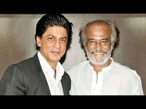 What Has Shahrukh Khan Learnt From Rajnikanth? - BT