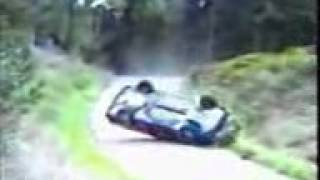 Muchos Accidentes En Carreras De Autos Rally - Videos Y D.3gp