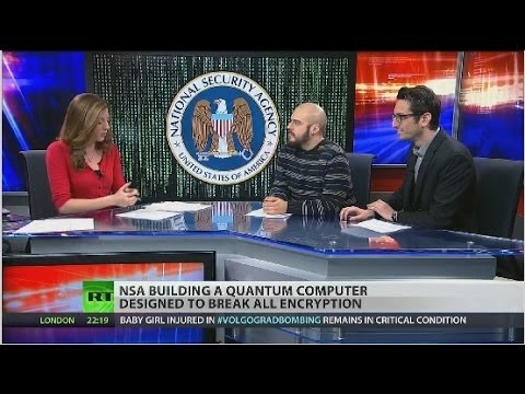 NSA leaks: mail tampering, quantum computing and clemency?