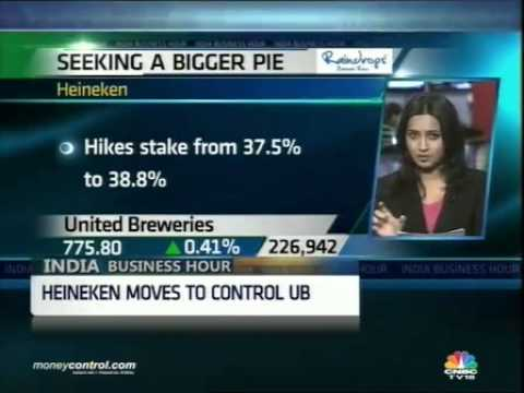 Heineken becomes major UBL shareholder, hikes stake by 1.3%