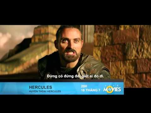 HERCULES - Huyền thoại Hercules