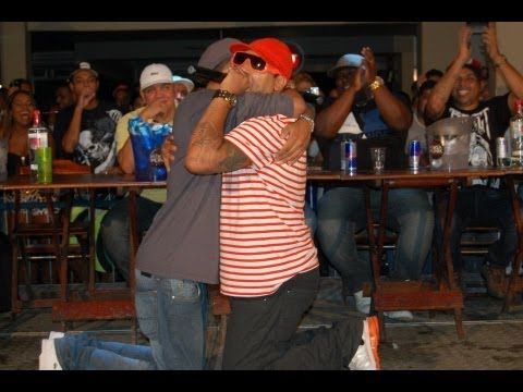 MC'S Frank e Tiko ao vivo no mesmo palco (Participao especial MC Did)