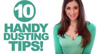 10 Handy Dusting Tips! Easy & Quick Ways How To Dust Your