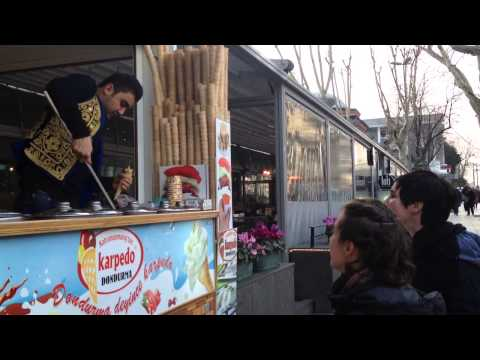 Windborne vs. Ice Cream Vendor in Istanbul