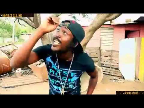 Black Ryno   Courage Coward Dog Popcaan Diss Official Video January 2013