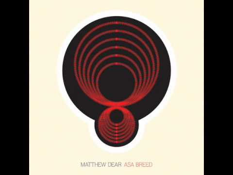 Thumbnail of video Matthew Dear - Shy