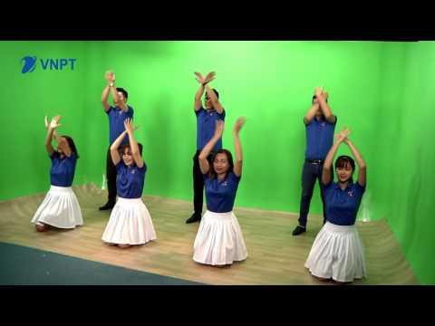 MV Hướng dẫn Vũ điệu tuổi trẻ VNPT VinaPhone