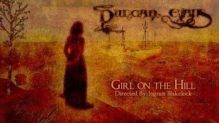DUNCAN EVANS - Girl On The Hill