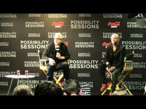 Coca Cola Zero trae Possibility Sessions con Alfonso Cuarón