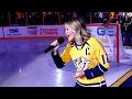 Gotta Hear It: Carrie Underwood belts out anthem in Nashville