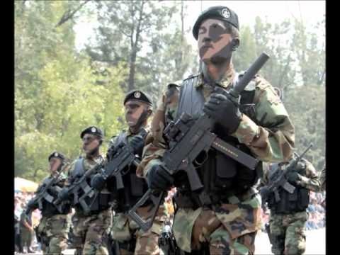 Cuerpo Fuerzas Especiales FES parte 1