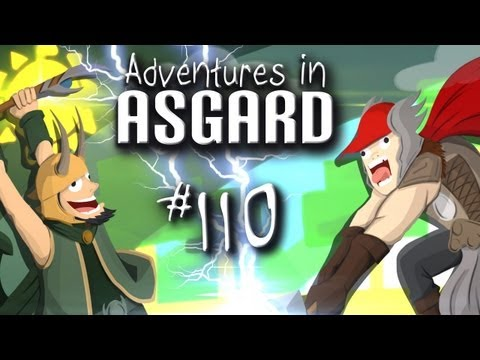 Adventures in Asgard w/ Nova & Kootra - Ep. 110